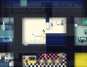 SALVATION 月影に灯る光 Game Screen Shot4