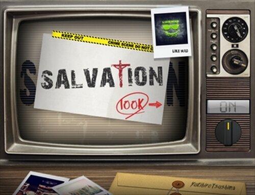 SALVATION 月影に灯る光 Game Screen Shots