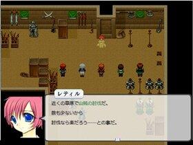 フランハザード戦記 ぷち傭兵団メディカルアース Game Screen Shot2