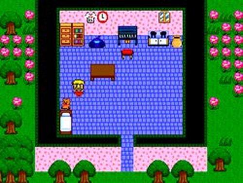 ハナの大冒険 Game Screen Shots