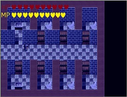学校に潜む七つの怪異と・・・イージー版 Game Screen Shot4