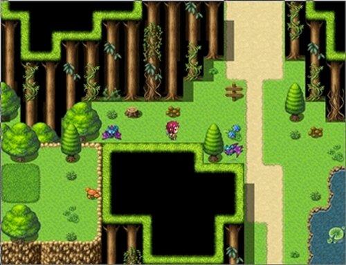妹のために森へキノコをとりに行く話 Game Screen Shots