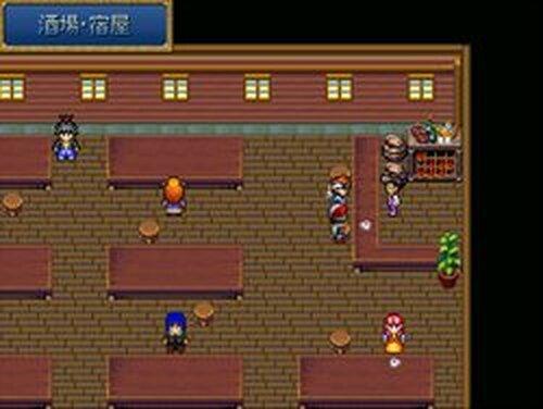 勇者達の冒険記 一章:勇気ある者 Game Screen Shots
