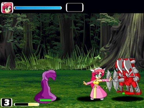おてんばプリンセスの大冒険 Game Screen Shot2