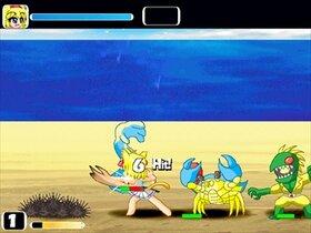 おてんばプリンセスの大冒険 Game Screen Shot4