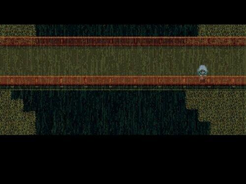 幽霊と青年 Game Screen Shot2