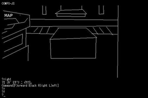 線と箱の町Compo-JS Game Screen Shot2