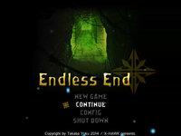 Endless Endのゲーム画面