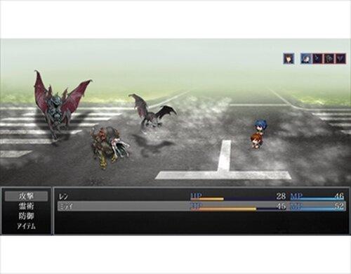 東京パンドラゲート Game Screen Shots
