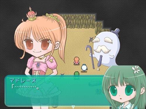 ココット姫と気まぐれな亡霊 Game Screen Shot5