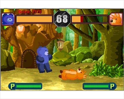 DDF 3rd Game Screen Shots