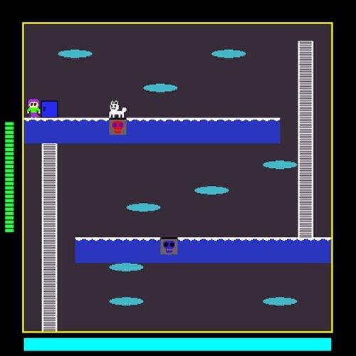 魔法少女は5度目の旅に出る Game Screen Shot1
