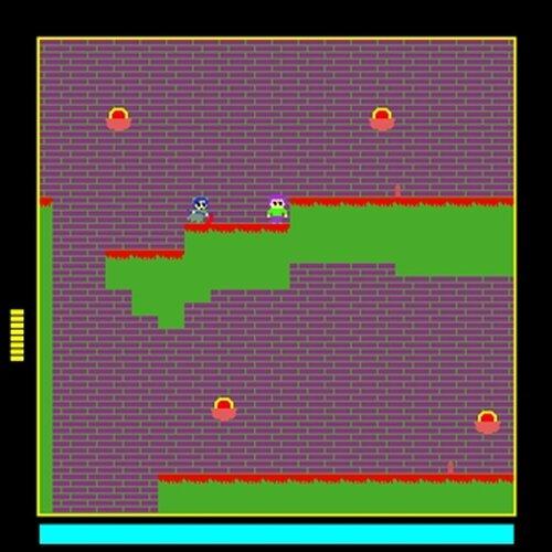 魔法少女は5度目の旅に出る Game Screen Shot3