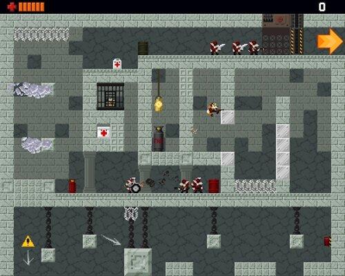 トビギツネ Game Screen Shot1