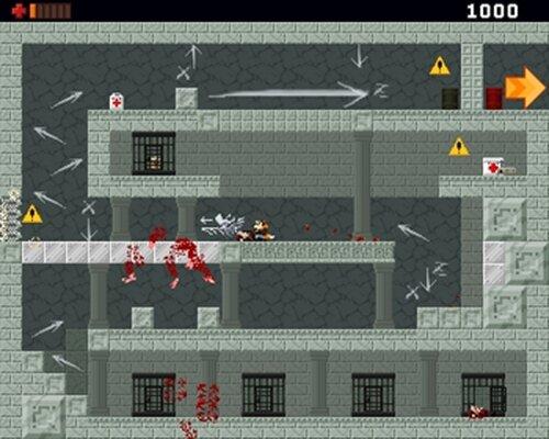 トビギツネ Game Screen Shot2