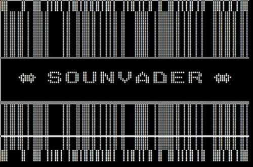 SOUNVADER Game Screen Shot2