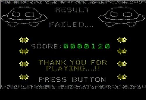SOUNVADER Game Screen Shot4