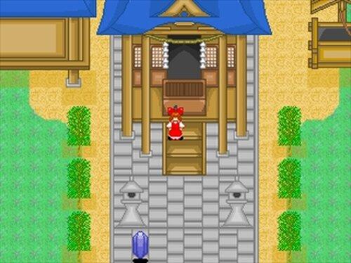 東方紅白事変 ReAct Game Screen Shot2