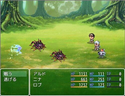 ニナと鍵守の勇者~疾風の忍者と魔物使い~ Game Screen Shots
