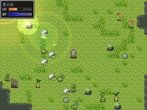勇者の冒険 未完成版 Game Screen Shot5
