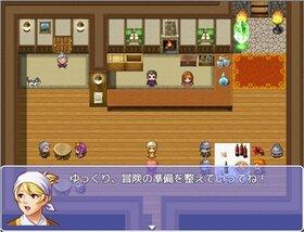 ドリームダンジョン(体験版) Game Screen Shot2