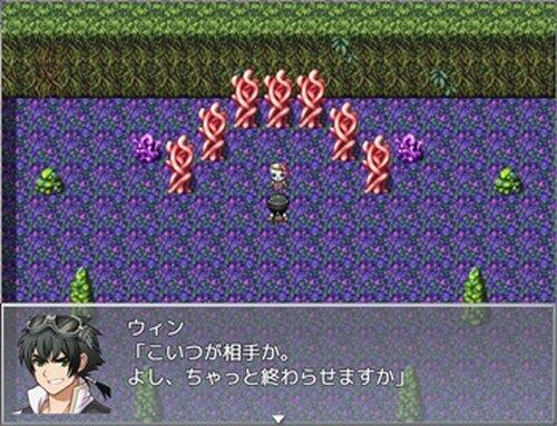 調律者とカオスターズ Game Screen Shot2