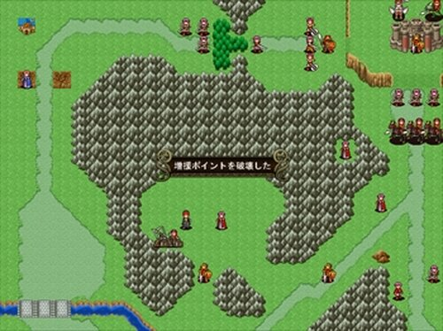 Silvania Saga Game Screen Shot3