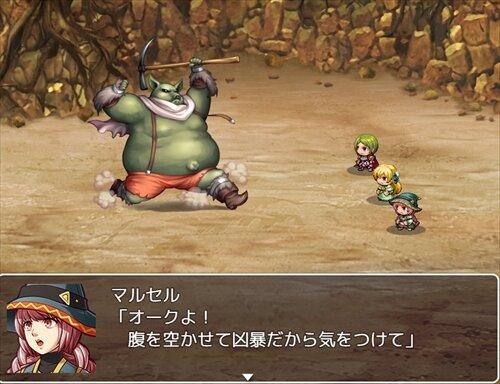 フィリア三使徒物語 Game Screen Shot1