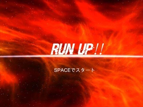 RUN UP!! Game Screen Shot2