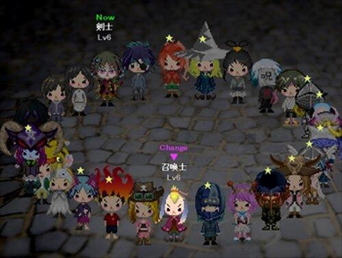 アポロガル・エピソード Game Screen Shots