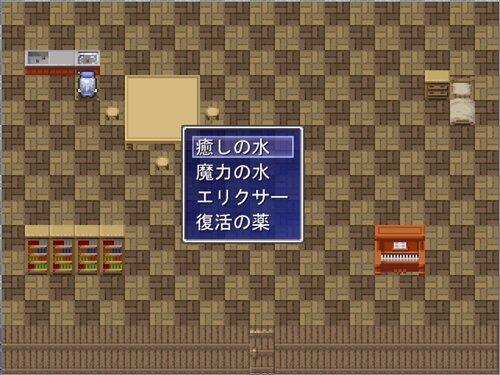 テストクエスト Game Screen Shot1
