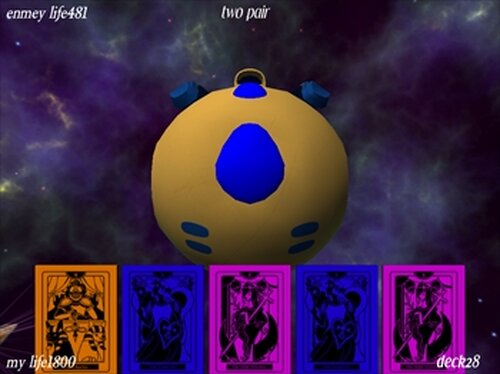 Shot Card Game Screen Shot2