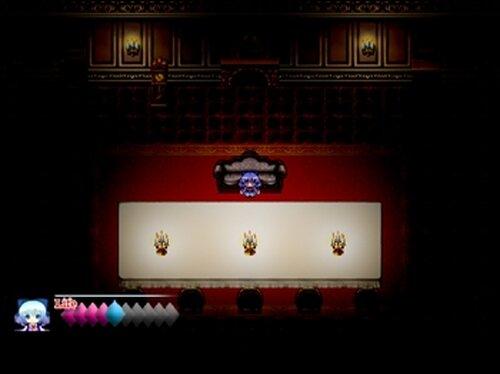 東方望緋縁 ~Expiation in innocent cage Game Screen Shot4