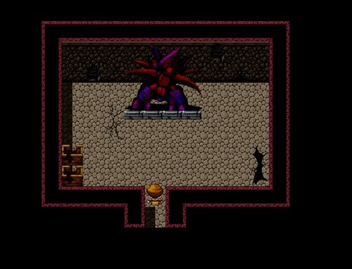 部屋を越ゆるもの Game Screen Shot1