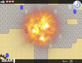 『天使はトラックで轢き潰す。』 Game Screen Shot5