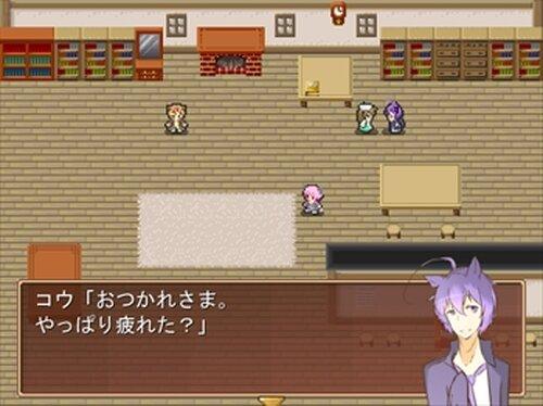詩音楽団 -Beast in Bookworld- Game Screen Shot2