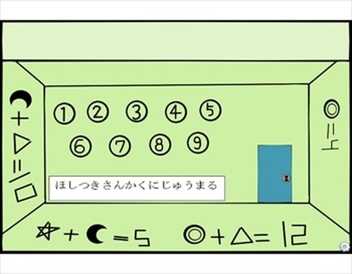 いーじぃえすけぇぷ Game Screen Shots