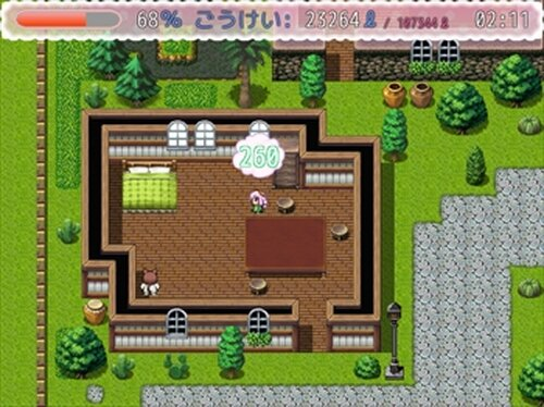 ことわのみずあつめ Game Screen Shots