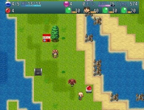 伝説のカプセルマスター Game Screen Shot3