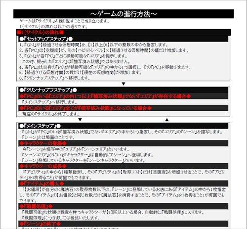 ウィンドウズ10の脅威 ~ケモプレTRPGリプレイ~ Game Screen Shot1
