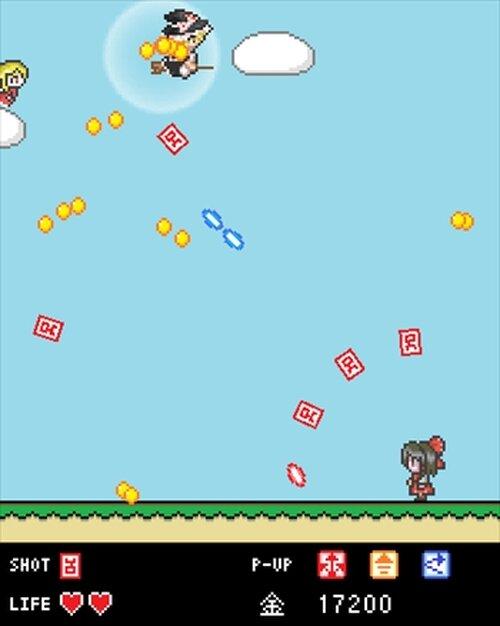 東方守銭道 Game Screen Shot3