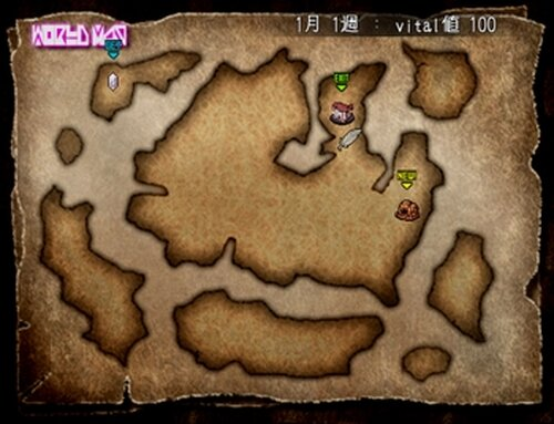 Einherjar Saga Game Screen Shot3