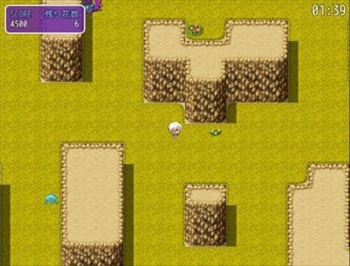 フラワーパーティー Game Screen Shot3