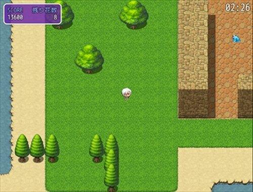 フラワーパーティー Game Screen Shot4