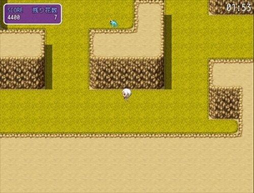 フラワーパーティー Game Screen Shots