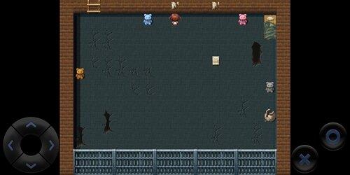 おばけやしき Game Screen Shot1