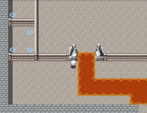 城からの脱出 Game Screen Shot3