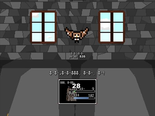 木菟物語(ホホホホ、ホーホーホー、ホホホ) Game Screen Shots