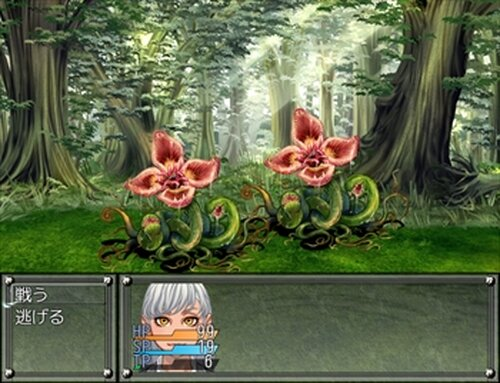 ChaosSealⅡ~The Outsider~体験版 Game Screen Shots