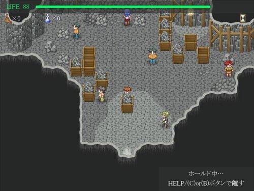神様のいないセカイ Game Screen Shot
